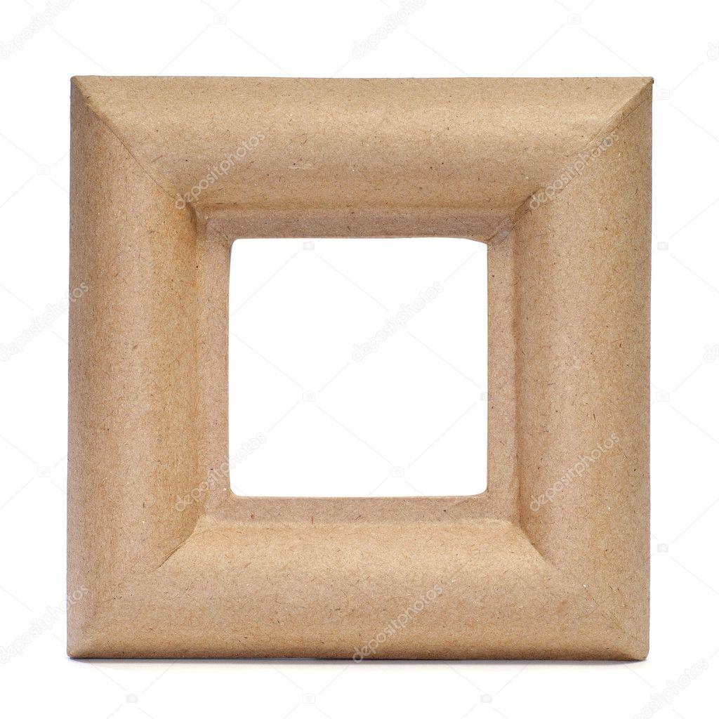 marco de papel maché — Foto de stock © nito103 #12347661