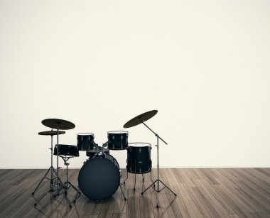 Drums musical tool.