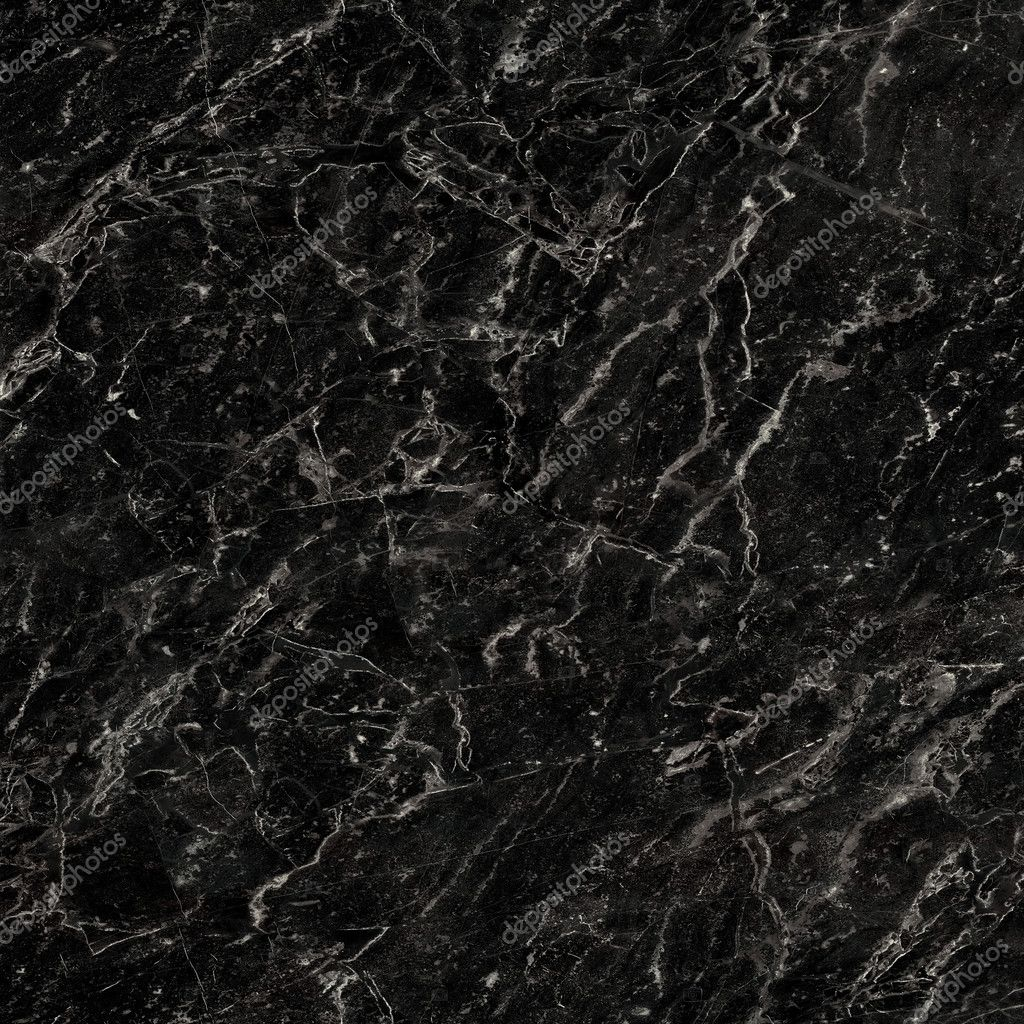 black marble texture high resolution � stock photo