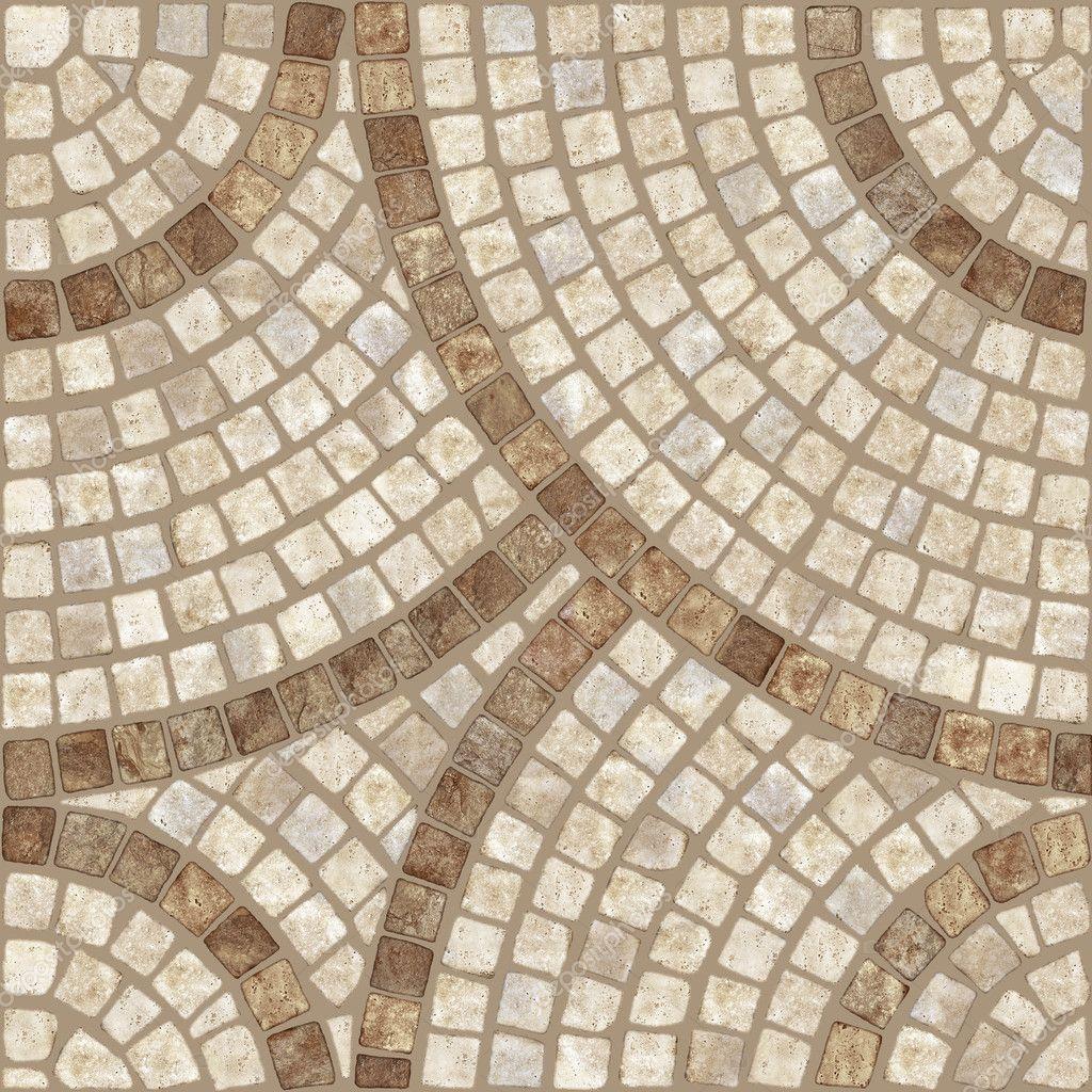 Marble stone mosaic texture stock photo - Suelo exterior antideslizante ...