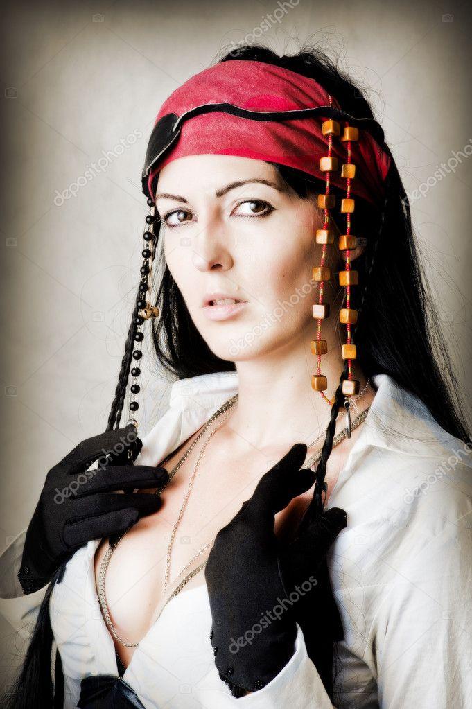 Фото женщины в бандане фото 396-588