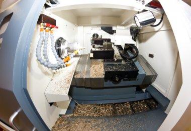 Metalworking lathe
