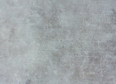 Smooth concrete wall