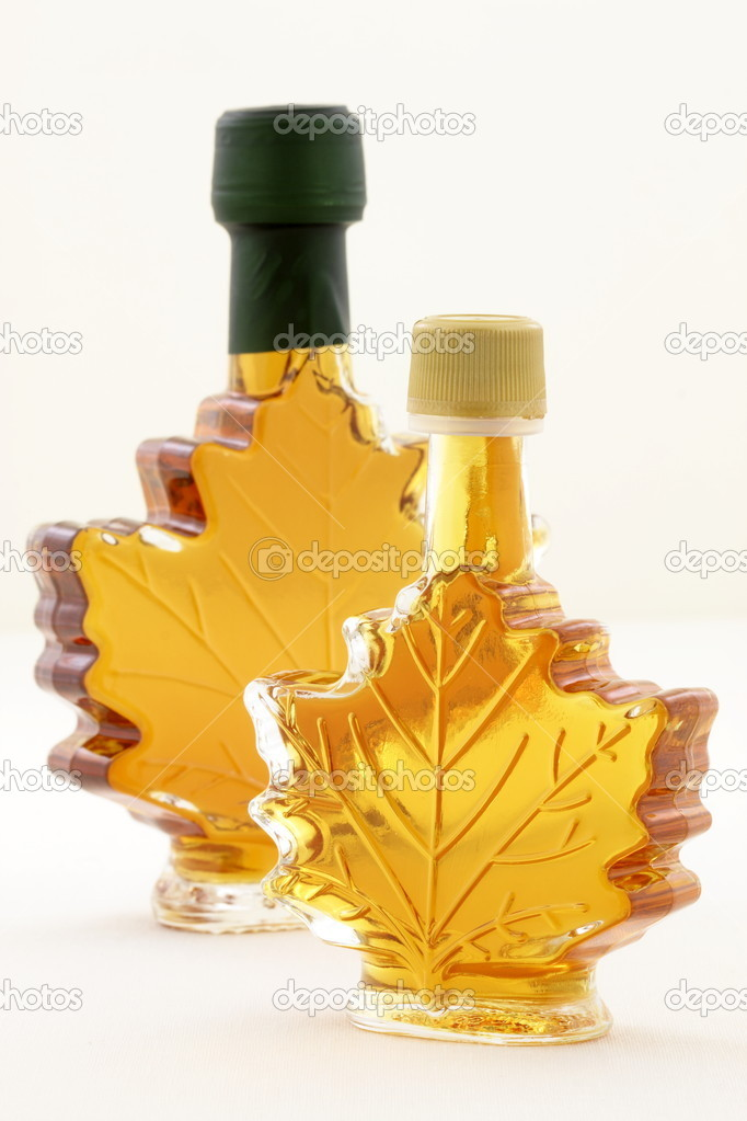 Delcious maple syrup