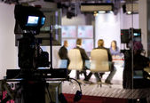 TV-stúdió