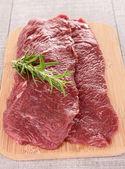 Syrové hovězí biftek