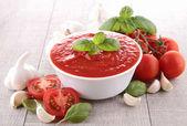 Fotografie rajčatová omáčka