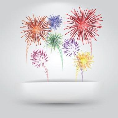 Fireworks Paper Slit