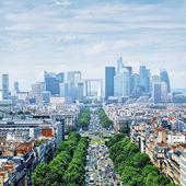 Le obrany, Paříž - Francie