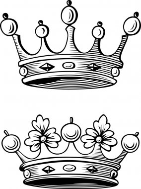 Beautiful crowns