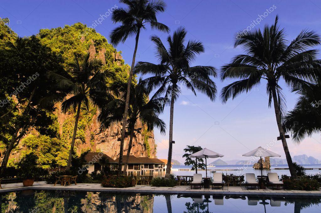 Images El Nido Palawan Resorts El Nido Resorts Stock