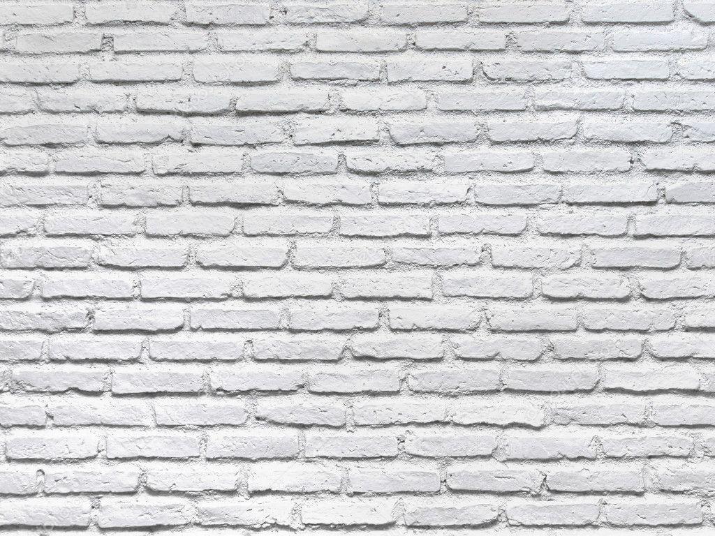 pared de ladrillo blanco para un fondo foto de stock - Pared Ladrillo Blanco