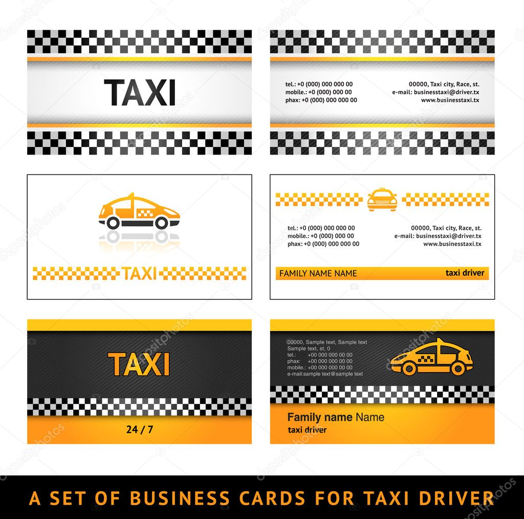 Business card taxi first set stock vector ecelop 11122671 business card taxi first set card taxi templates vector by ecelop magicingreecefo Image collections