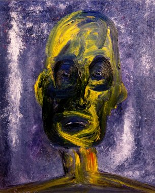 Rex Oil Painting