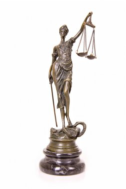 Statue of Themis