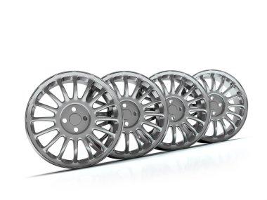 Aluminium Alloy rims, Car rims.