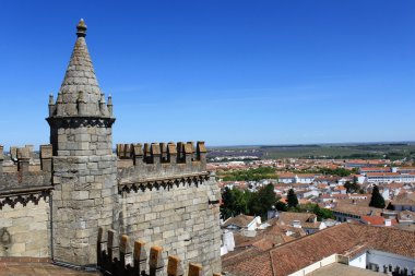 View of Evora