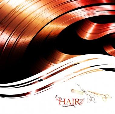 Hair frame