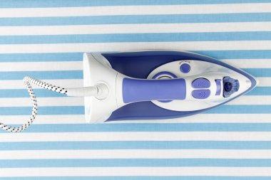 New iron on striped ironing board