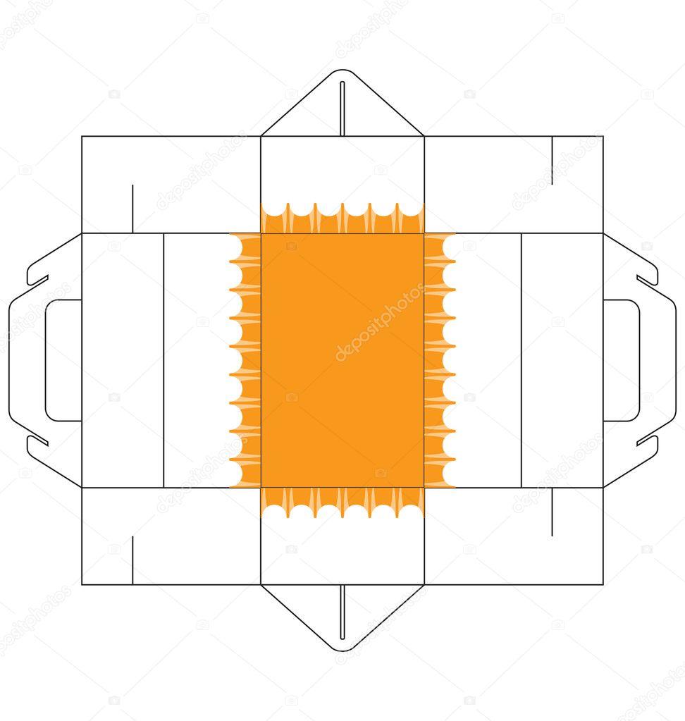 Cake Box Rectangular