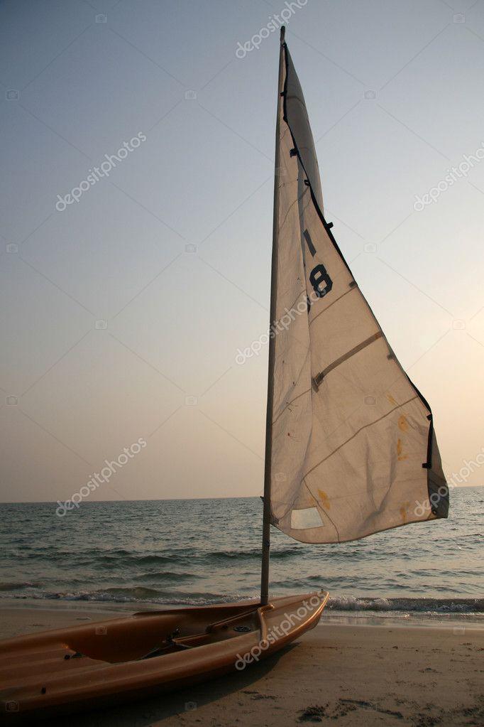 Sail Boat - Sihanoukville, Cambodia