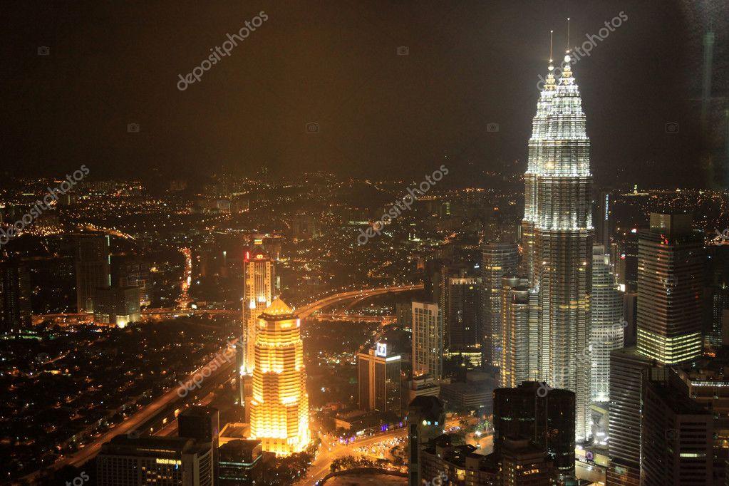 Petronas Twin Towers, Malaysia – Stock Editorial Photo