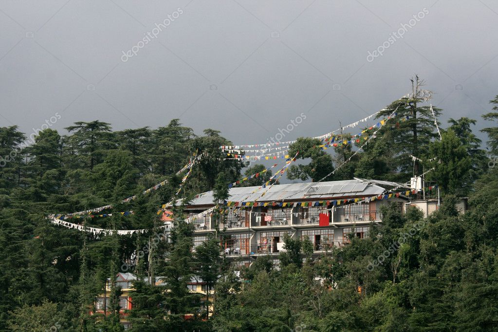 Home of the Dalai Lama - Mcleod Ganj, India