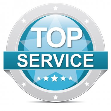 Top Service Button