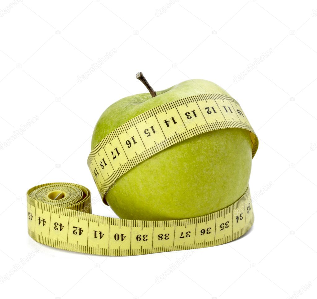 what are good tape measurements in a diet