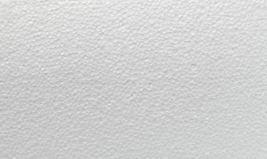 Close up of a styrofoam structure background stock vector