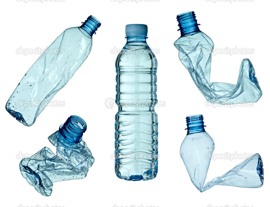 Empty used trash bottle ecology environment stock photo for Best out of waste environment