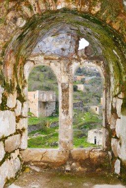 Abandoned Village Lifta