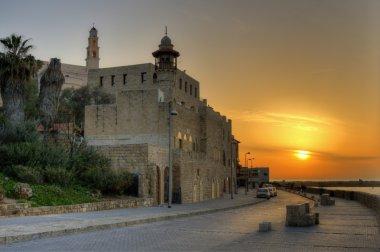 Old Jaffa in Tel Aviv, Israel
