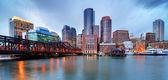 Fotografie Boston nábřeží