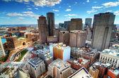 Fotografie města boston