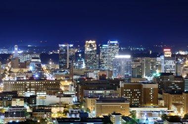 Downtown Birmingham, Alabama