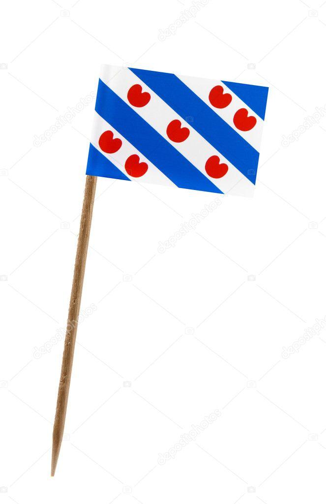 フリースラント州の旗 — ストッ...