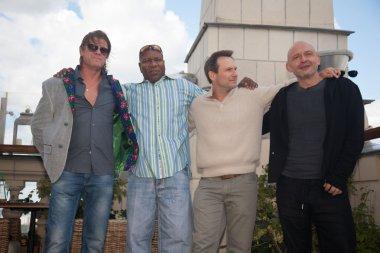 Sean Bean, Christian Slater, Ving Rhames and M. Korostishevsky.
