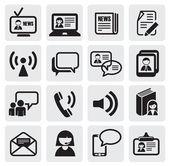 Photo Communication icons
