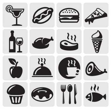 Food Drink icons