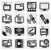 Photo TV technology set