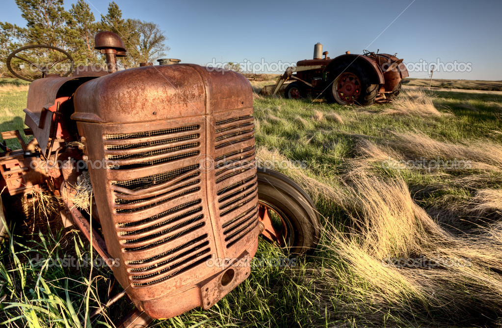 Antique Farm Equipment Stock Photo C Pictureguy 10797329