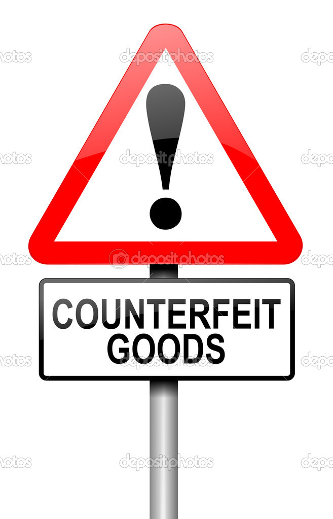 Counterfeit goods concept  — Stock Photo © 72soul #11106596