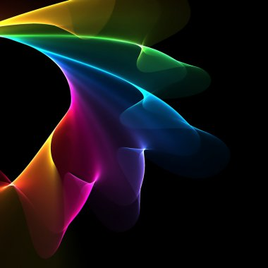 Multicolour abstract background