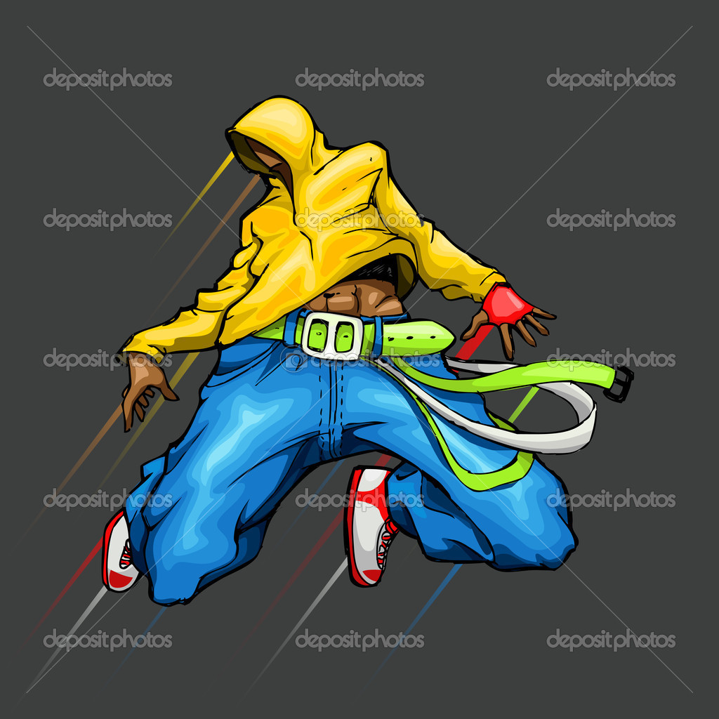 Dancing Cool Guy