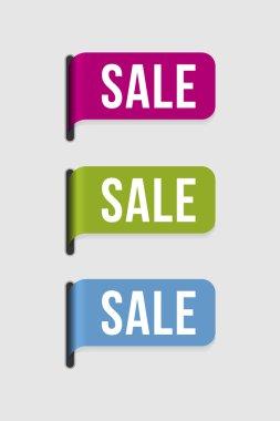 Modern label – sale