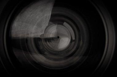 Lens background