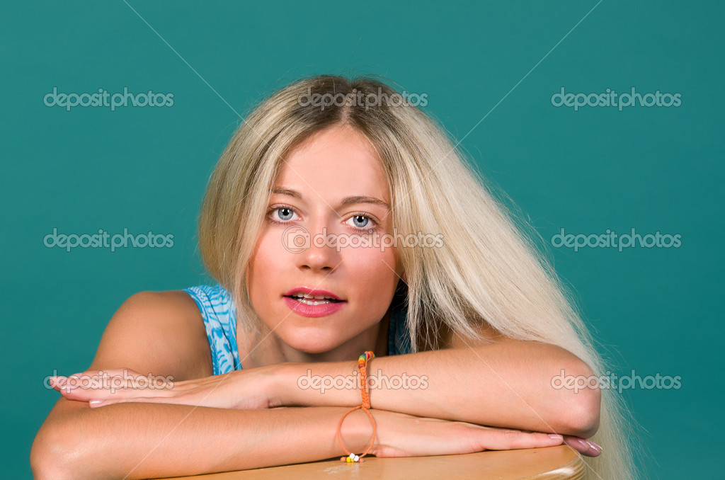 Двушк блондинки секс