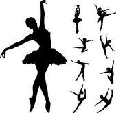 Photo Ballet dancers