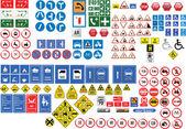 Fotografie Verkehrszeichen